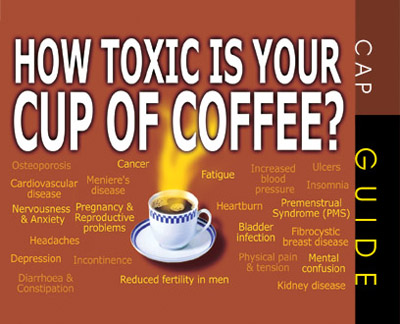 How Toxic Is Your Cup Of Coffee Consumers Association Of Penang